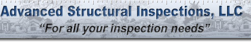 Advanced Structural Inspections by Scott Sauer. Professional home inspections for buyers, sellers and realtors.